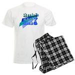 What Thesis? Men's Light Pajamas