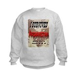I Survived Afghanistan Now Fo Sweatshirt