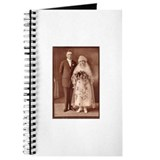 Vintage Wedding Journal