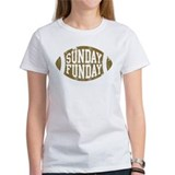 Women's Vintage Sunday Funday T-Shirt
