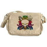 Chef Skull Messenger Bag