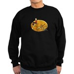EmaCartoon logo Sweatshirt (dark)