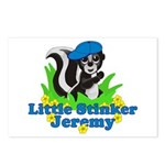Little Stinker Jeremy Postcards (Package of 8)