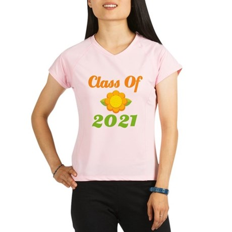 Bright Class Of 2021 Performance Dry T-Shirt