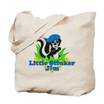 Little Stinker Jim Tote Bag