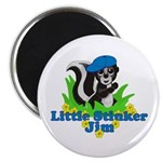 Little Stinker Jim Magnet
