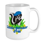 Little Stinker Jim Large Mug