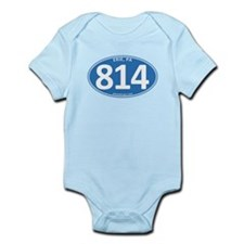 Blue Erie, PA 814 Infant Bodysuit