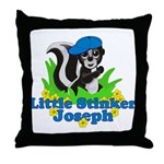 Little Stinker Joseph Throw Pillow