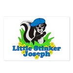 Little Stinker Joseph Postcards (Package of 8)