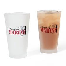 Missing my Marine Drinking Glass