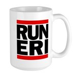 RUN ERI Large Mug
