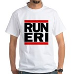 RUN ERI White T-Shirt