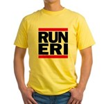 RUN ERI Yellow T-Shirt