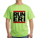 RUN ERI Green T-Shirt