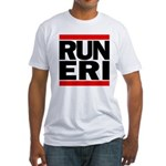 RUN ERI Fitted T-Shirt