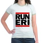 RUN ERI Jr. Ringer T-Shirt