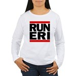 RUN ERI Women's Long Sleeve T-Shirt