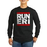 RUN ERI Long Sleeve Dark T-Shirt