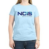NCIS TV Blue T-Shirt