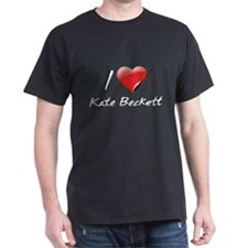 I Heart Kate Beckett T-Shirt