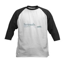 Seriously. - Grey's Anatomy Quote Tee
