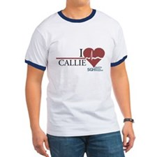 I Heart Callie - Grey's Anatomy T