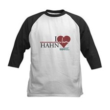 I Heart Hahn - Grey's Anatomy Kids Baseball Jersey