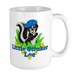Little Stinker Lee Large Mug