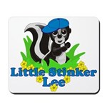Little Stinker Lee Mousepad
