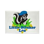 Little Stinker Lee Rectangle Magnet