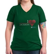 I Heart Jackson - Grey's Anatomy Shirt