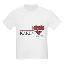I Heart Karev - Grey's Anatomy T-Shirt