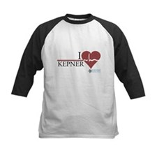 I Heart Kepner - Grey's Anatomy Kids Baseball Jers