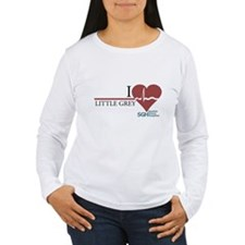 I Heart Little Grey - Grey's Anatomy T-Shirt
