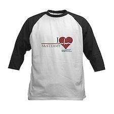 I Heart McSTEAMY - Grey's Anatomy Kids Baseball Je
