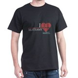 I Heart McSTEAMY - Grey's Anatomy T-Shirt