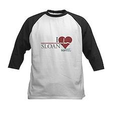 I Heart Sloan - Grey's Anatomy Kids Baseball Jerse