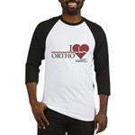 I Heart Ortho - Grey's Anatomy Baseball Jersey