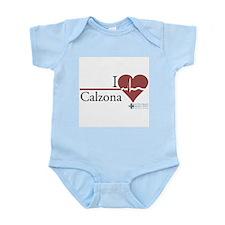 I Heart Calzona - Grey's Anatomy Infant Bodysuit