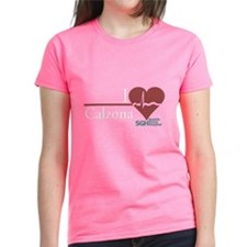 I Heart Calzona - Grey's Anatomy Tee