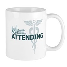 Seattle Grace Attending Mug