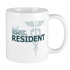 Seattle Grace Resident Small Mugs