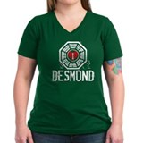I Heart Desmond - LOST Shirt