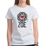 I Heart Zoe - LOST Women's T-Shirt