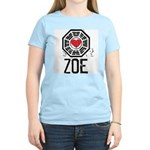 I Heart Zoe - LOST Women's Light T-Shirt