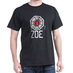 I Heart Zoe - LOST Dark T-Shirt