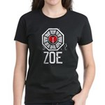 I Heart Zoe - LOST Women's Dark T-Shirt