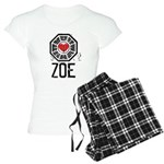 I Heart Zoe - LOST Women's Light Pajamas
