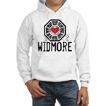I Heart Widmore - LOST Hooded Sweatshirt